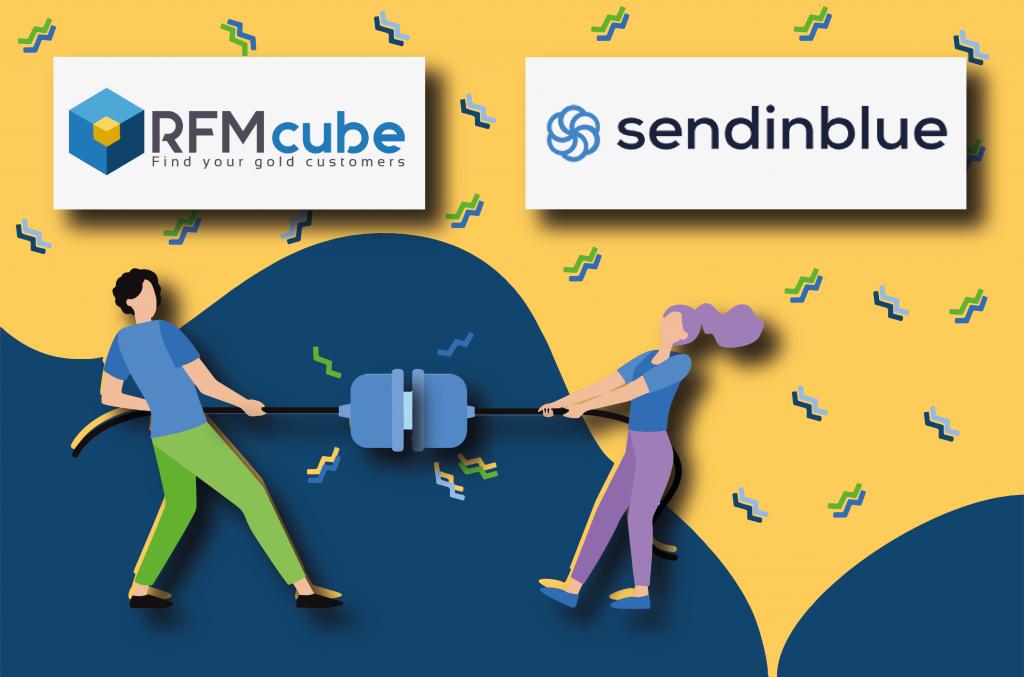 integrazione sendinblue rfmcube
