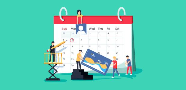 calendario editoriale di agosto per ecommerce