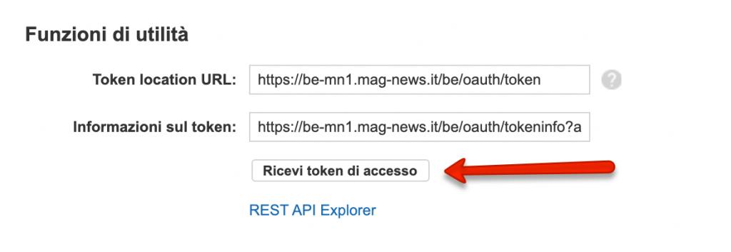 integrazione rfmcube magnews 2
