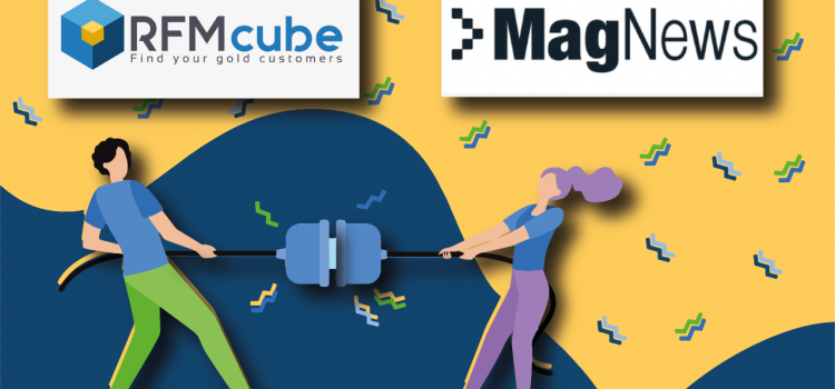 come integrare magnews con rfmcube