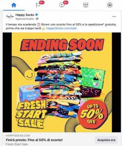 strategie ecommerce happy socks