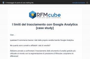 strategie ecommerce rfm